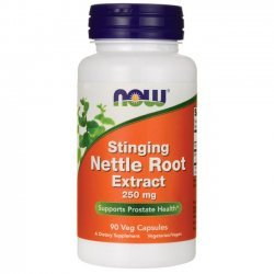 NOW Nettle Root Extract 90 капсули