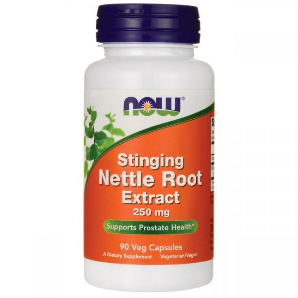 NOW Nettle Root Extract 90 капсулиNOW Nettle Root Extract