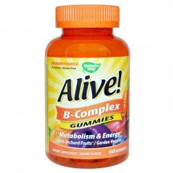 Nature`s Way Alive B-Complex Gummies 60 желирани таблетки