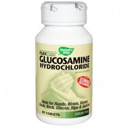 Nature's Way Glucosamine HCL 375 мг 80 таблетки
