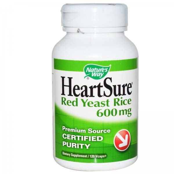 Nature's Way HeartSure 600 мг 60 капсули15291