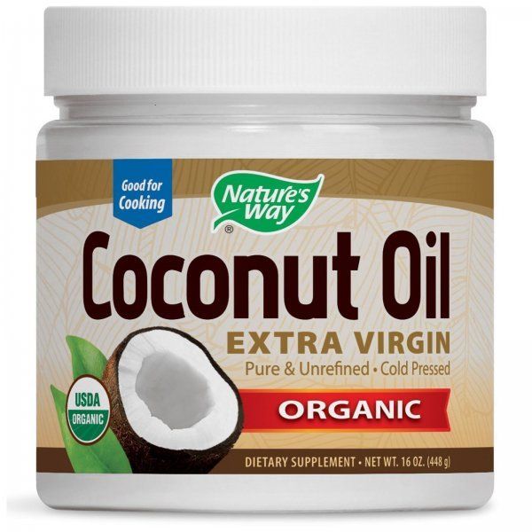 Nature's Way Coconut Oil 448 мл15673