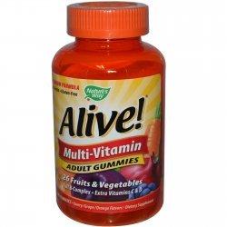 Nature's Way Alive Adult Gummies 90 таблетки