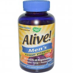 Nature's Way Alive Men's Multivitamin 75 таблетки