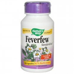 Nature`s Way FeverFew 290 мг 60 капсули