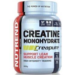 Nutrend CREATINE MONOHYDRATE CREAPURE 500 гр