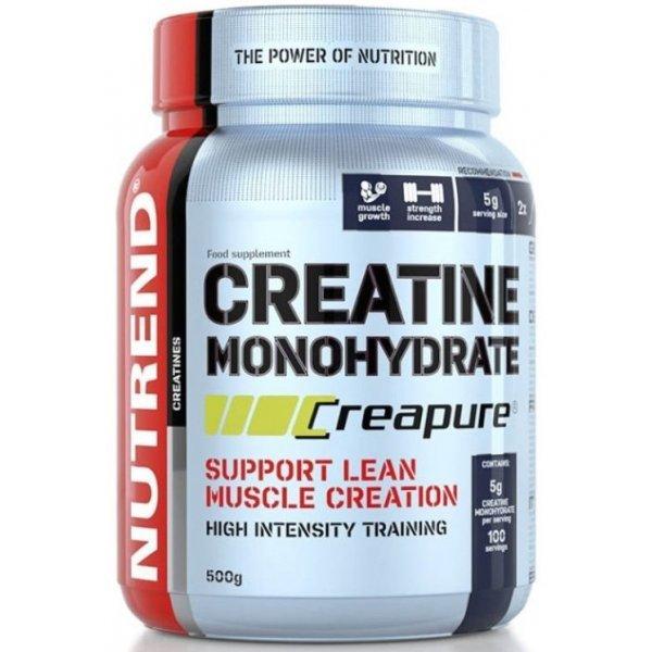 Nutrend CREATINE MONOHYDRATE CREAPURE 500 грNutrend CREATINE MONOHYDRATE CREAPURE 500 гр