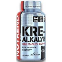 Nutrend KRE-ALKALYN 1500 120 капсули