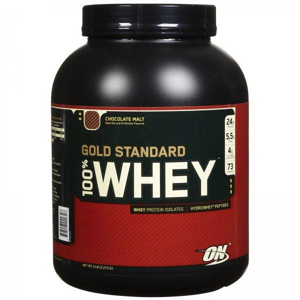 100% Whey Gold Standard 2300 гр100%wheygold5lb
