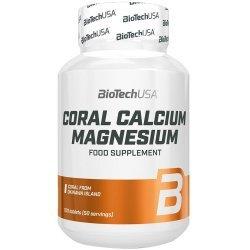 BIOTECH USA Coral Calcium Magnesium 100 таблетки