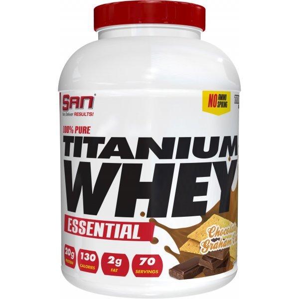 SAN 100% Pure Titanium Whey 2272 грSAN 100% Pure Titanium Whey 2272 гр