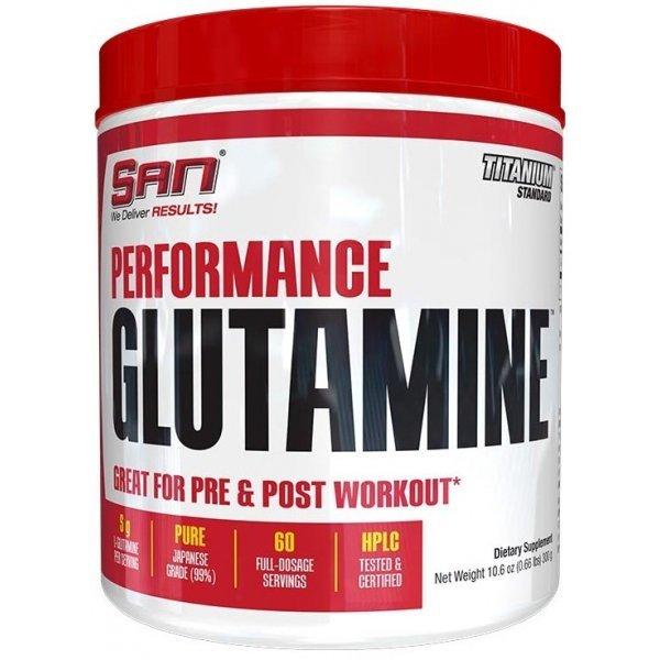 SAN Performance Glutamine 600 грSAN Performance Glutamine 600 гр