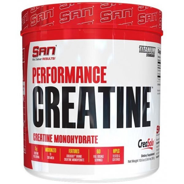 SAN Performance Creatine 300 грSAN Performance Creatine 300 гр