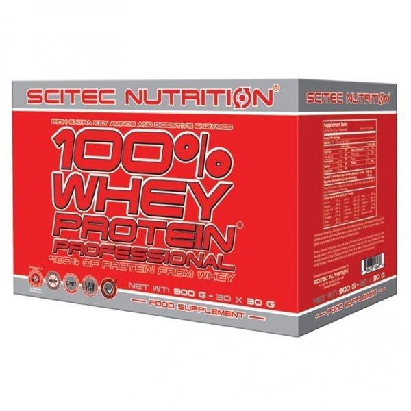 Scitec Whey Professional 30 x 30 грScitec Whey Professional 30 x 30 гр