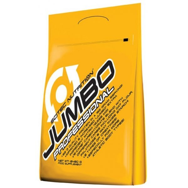 Scitec Jumbo Professional 6480 грJumbo Professional 6480гр