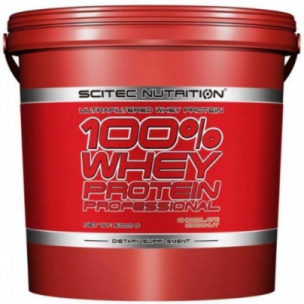 Scitec 100% Whey Professional 5000 грWheyProfessional100