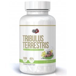 Pure Tribulus Terrestris 1000 мг 200 таблетки