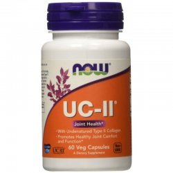 NOW UC-II Type II Collagen  60 капсули