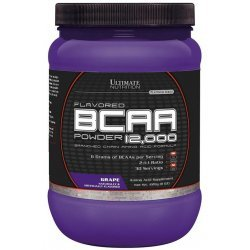 Ultimate Nutrition BCAA Powder 12000 228 гр