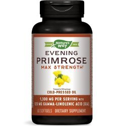 Nature's Way Evening Primrose Oil 1300 мг 60 капсули
