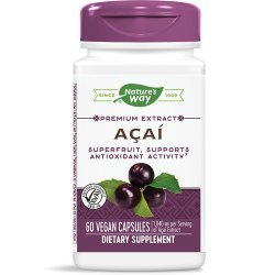 Nature's Way Acai 540 мг 60 капсули