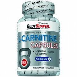Weider L-Carnitine 100 капсули