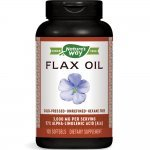 Nature's Way Flax Oil 1000 мг 100 капсули154201
