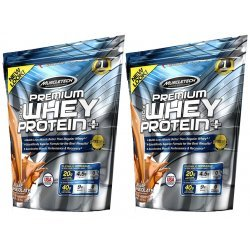 MuscleTech Premium Whey Protein X2 Stack