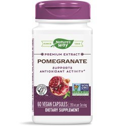 Nature`s Way Pomegranate 350 мг 60 капсули