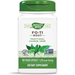 Nature's Way Fo-Ti Root 610 мг 100 капсули