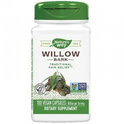 Nature's Way White Willow Bark 400 мг 100 капсули