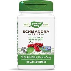 Nature's Way Schisandra 580 мг 100 капсули