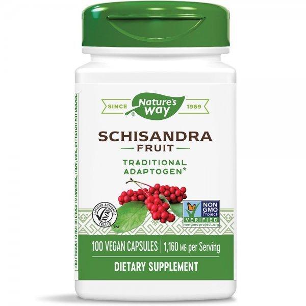 Nature's Way Schisandra 580 мг 100 капсули16800