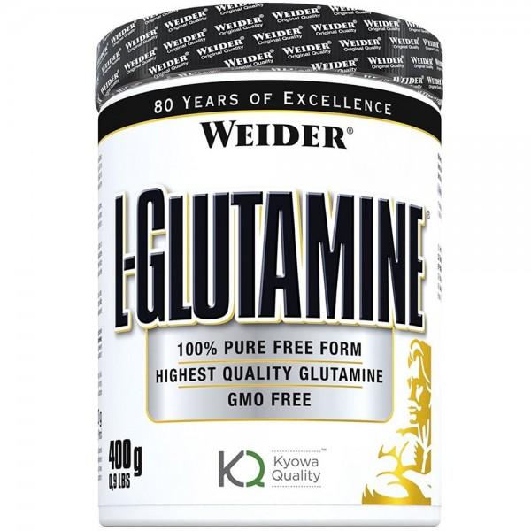 Weider L-Glutamine 400 грWeider L-Glutamine 400 гр