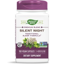 Nature's Way Silent Night 440 мг 100 капсули