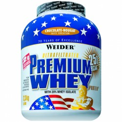 Weider Premium Whey 2300 гр