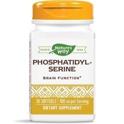 Nature's Way Phosphatidyl Serine 500 мг 30 капсули