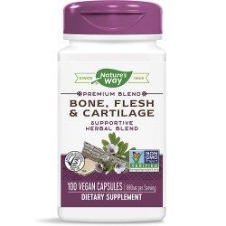 Nature's Way Bone, Flesh & Cartilage 440 мг 100 капсули