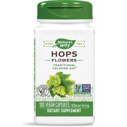 Nature's Way Hops 310 мг 100 капсули