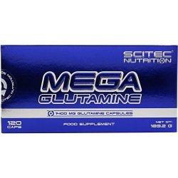 Scitec Mega Glutamine 120 капсули
