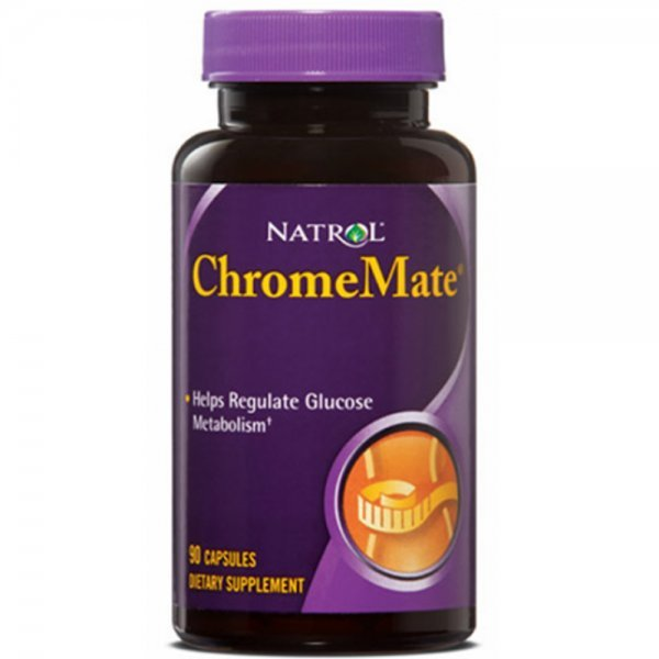 Natrol ChromeMate 200 мкг 90 капсули NAT363