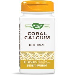 Nature's Way Coral Calcium 805 мг 90 капсули
