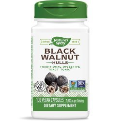 Nature`s Way Black Walnut 500 мг 100 капсули