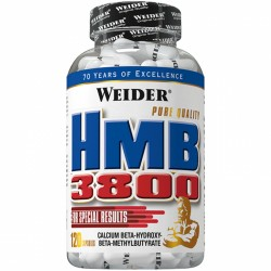 Weider HMB 3800 120 капсули