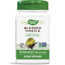 Nature`s Way Blessed Thistle 390 мг 100 капсули