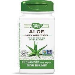 Nature's Way Aloe Vera 100 капсули