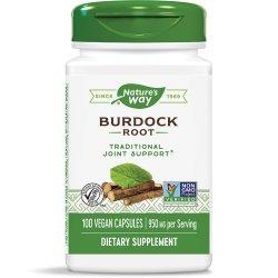 Nature`s Way Burdock 475 мг 100 капсули