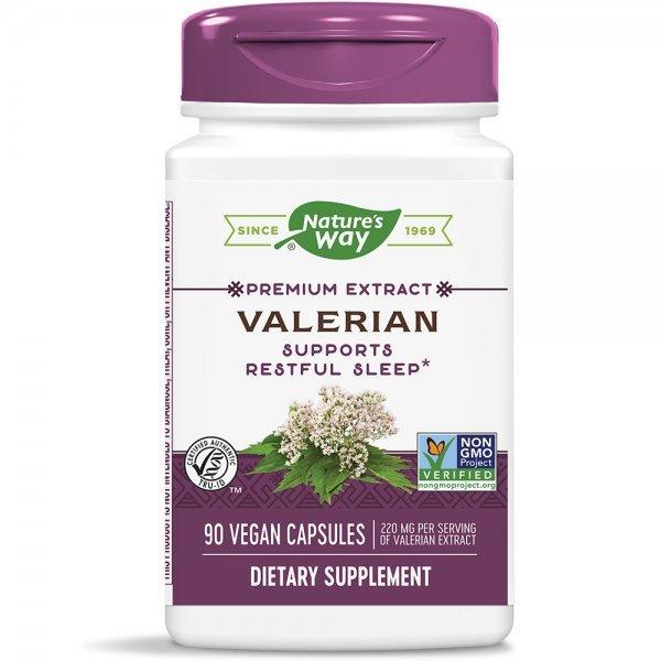 Nature's Way Valerian 90 капсули63400