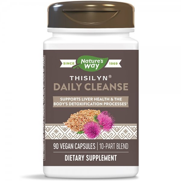 Nature's Way Thisilyn Daily Cleance 885 мг 90 капсули15406