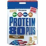 Weider Protein 80 Plus 2.0 кгWeider Protein 80 Plus 2.0 кг1